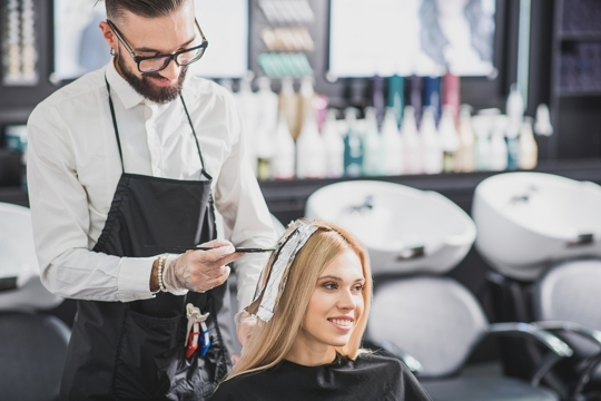 Friseur-Monatsaktion / Neuheiten