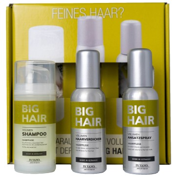 BIG HAIR Haarverdicker Startset Pump