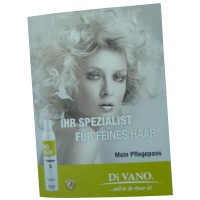 DiVANO BIG-HAIR Pflegepass