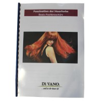 Fachbroschüre Faszination der Haarfarbe