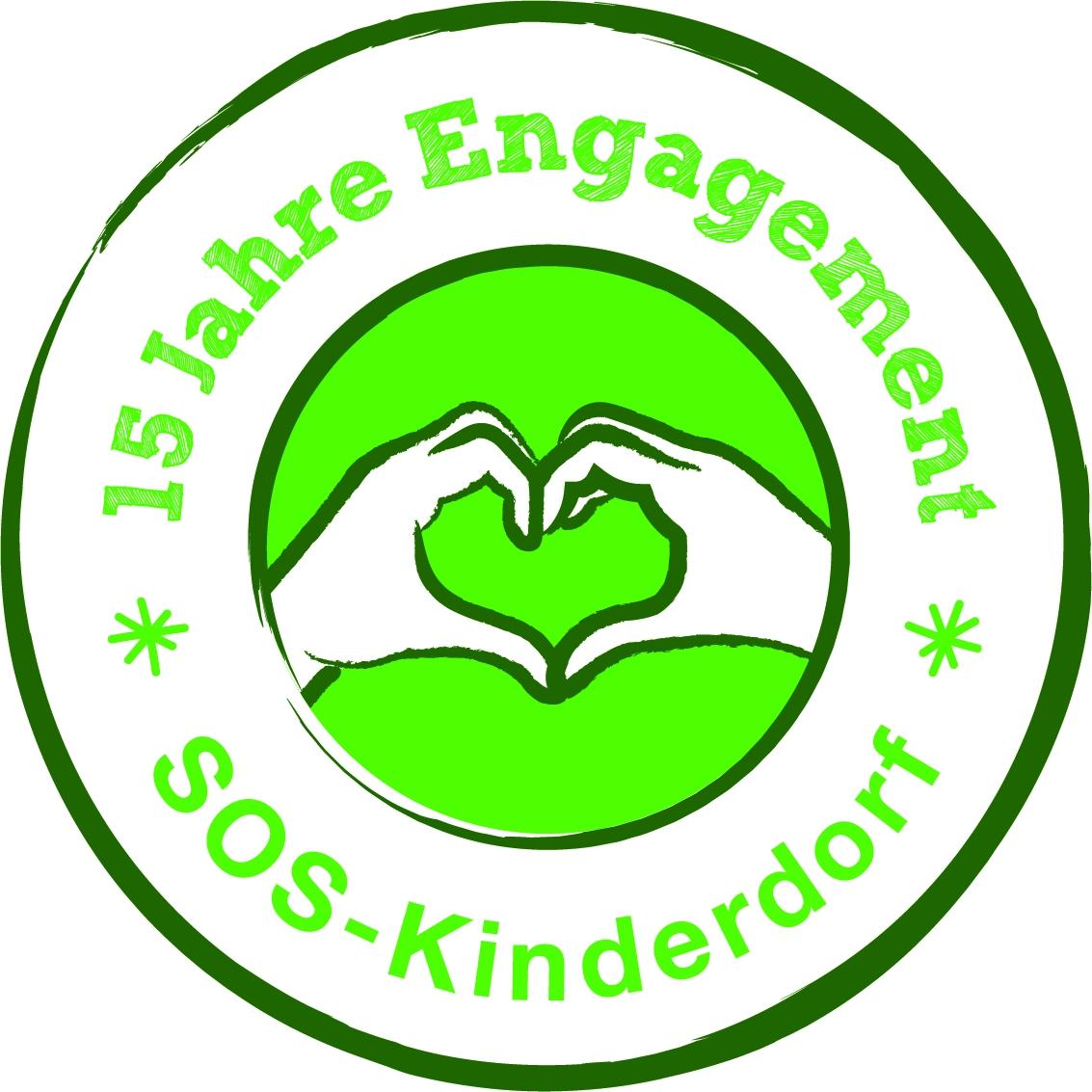 SOS-Kinderdorf Partner seit über 15 Jahren