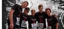 Firmenlauf Chemnitz Team DiVANO RED-BOOSTERS