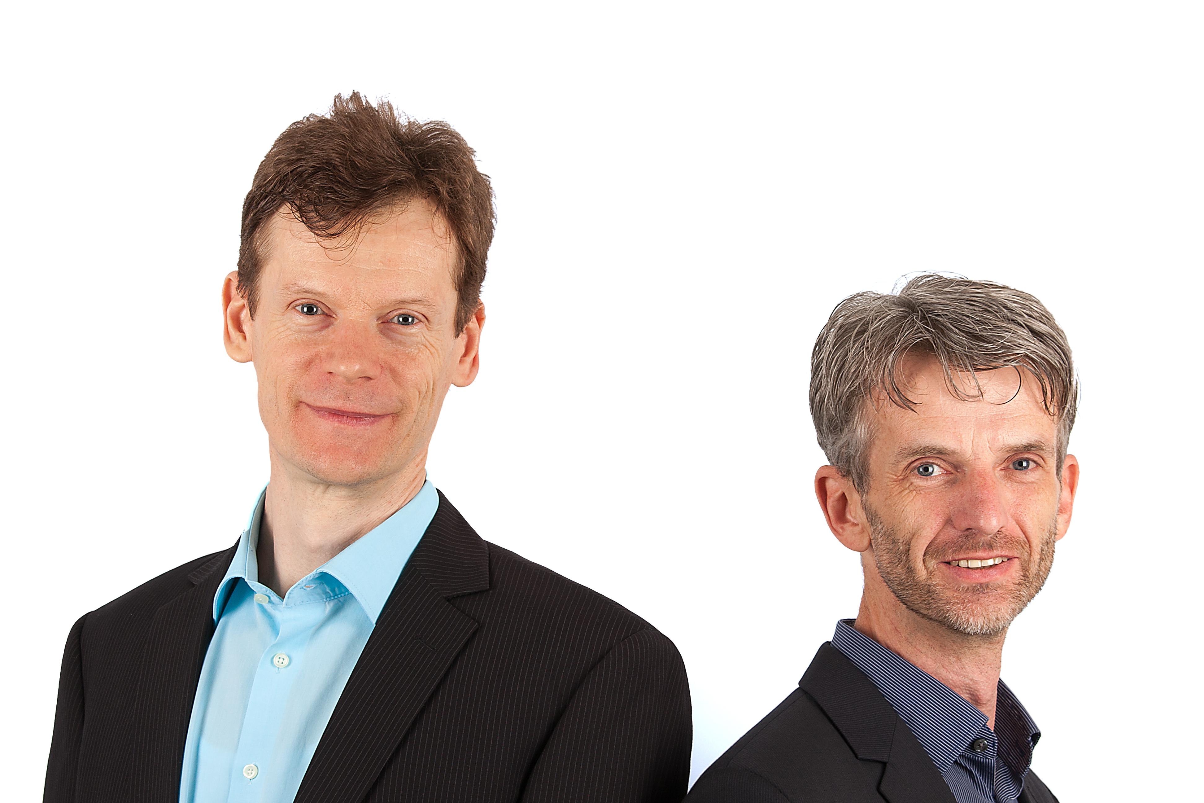 Ralph und Rainer Böttrich